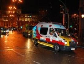 Herido grave un joven de 24 años tras ser atropellado