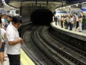 La huelga de metro provoca retrasos pero escasos incidentes