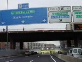 El Ayuntamiento niega las multas por exceso de velocidad a emergencias de la M-30