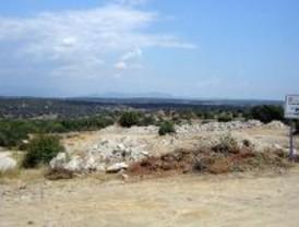 Investigan la construcción de un colegio en un monte protegido de Fresnedillas