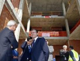 El Palacio de Justicia de San Lorenzo de El Escorial estará listo en 2010