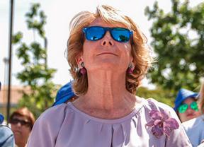 Desestimada la querella de Podemos contra Aguirre por vincularles con ETA
