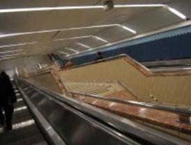 Metro de Madrid cierra 2010 con la renovación de cien escaleras
