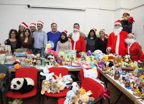 Getafe reparte 40.000 juguetes a familias sin recursos