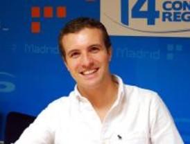 Aznar ficha al dirigente madrileño de NNGG como asistente personal