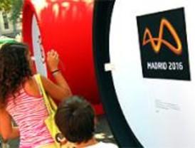 Retirado un logotipo de Madrid'16 sospechoso de ser un plagio
