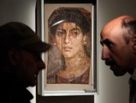 El Arqueológico muestra los 'Retratos de El Fayum'