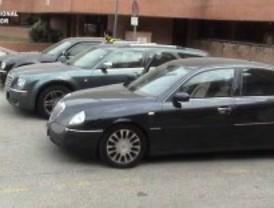Cinco detenidos por robar coches de alta gama
