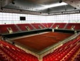 Cursos de tenis para alumnos federados en la Caja Mágica