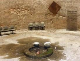 IU pide la restauración del horno decimonónico del parque del Oeste