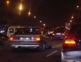 Dos muertos y dos heridos en una noche accidentada en las carreteras madrileñas