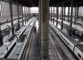 AVE en la Estación de Atocha