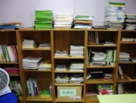 Educación fija los criterios para el préstamo de libros de texto