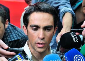 Contador logra su tercera Vuelta a España