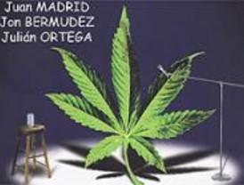 Prorrogada la obra 'Monólogos de la Marihuana' en la Escalera de Jacob