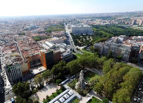 El Ayuntamiento de Madrid 'adelantará' 42 millones para Plaza de España