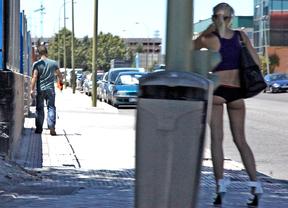 La prostitución se agrava en Villaverde