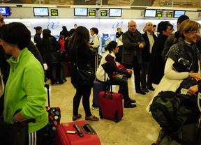 Barajas procesó 14,7 millones de equipajes en 2013