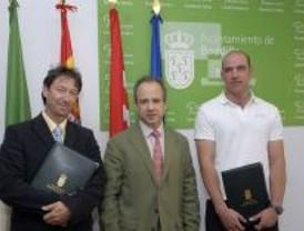 Boadilla del Monte firma tres convenios para fomentar el deporte
