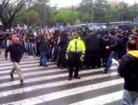 La protestas contra Bolonia cortan el Prado