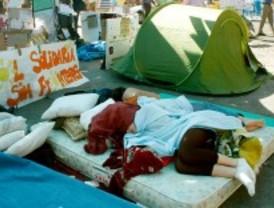 Comienza la segunda semana de acampada en Sol