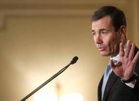 Tomás Gómez dimite como senador