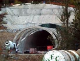 El túnel reversible de Guadarrama se abre este domingo en sentido Madrid