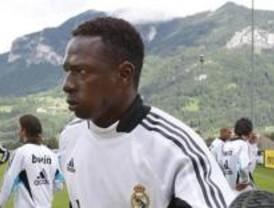El Real Madrid no cede al jugador Diarra el Juventus y le exige al menos 20 millones de euros