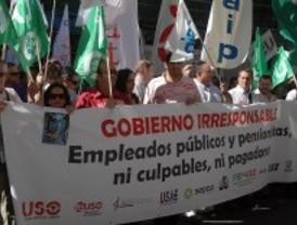 La huelga endurece el tráfico en hora punta y ataca al AVE entre Madrid y Andalucía
