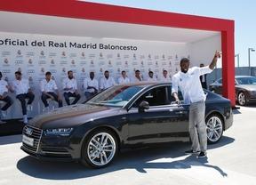 Audi patrocina al Real Madrid de baloncesto