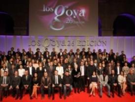 Josefina Molina recoge el Goya de Honor
