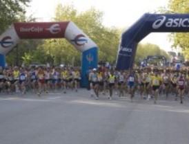 Cortes de tráfico por el maratón del domingo