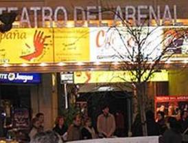 Primer Festival Internacional de Cine de Madrid en el Teatro Arenal