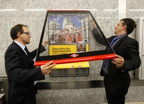 Metro ofrece información sobre 40 monumentos de la capital