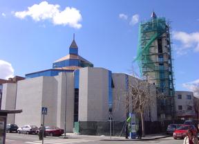 Parroquia Santa Catalina Labouré.