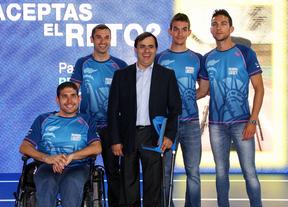 Atocha se convierte en pista de atletismo