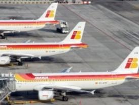 Iberia cancelará 222 vuelos por la huelga general