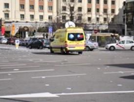 Cae desde un cuarto piso tras ser sorprendido robando en Leganés