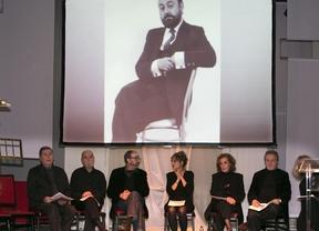 Homenaje al dramaturgo Alberto Miralles