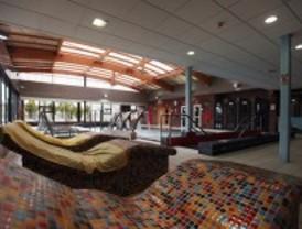 El spa del Centro Acuático de Villalba ofrece dos entradas al precio de una