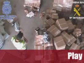Cae un grupo de históricos delincuentes que asaltaban camiones vestidos de guardias civiles