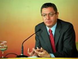 Gallardón elude valorar la postura de Fraga sobre la sucesión en el PP