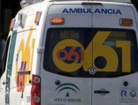 Tres muertos al estrellarse un helicóptero en una finca en Sevilla