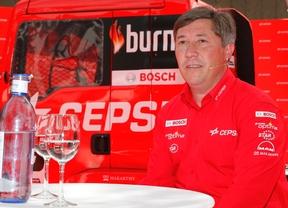 El piloto madrileño, Antonio Albacete, gestionará su equipo de camiones