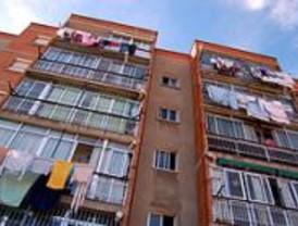 La antigüedad media de los pisos en venta es de 29 años