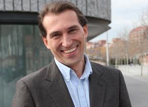 Jaime Trabuchelli, candidato en primarias a liderar Ciudadanos en el Ayuntamiento de Madrid.