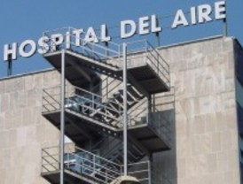 Defensa saca a subasta el terreno del Hospital del Aire