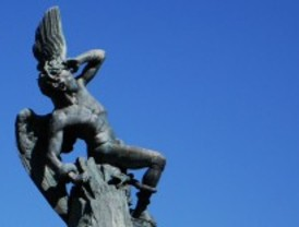 El ángel caído de Madrid