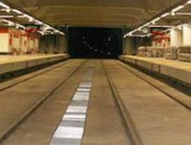 Este jueves se reabre el 'Túnel de la Risa' entre Atocha y Chamartín