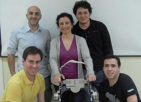 Un exoesqueleto biónico para personas con parálisis en las piernas